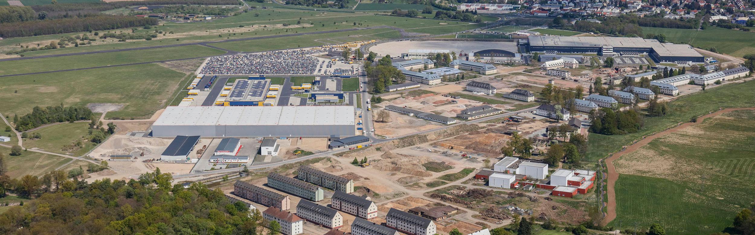 Fliegerhorst Erlensee